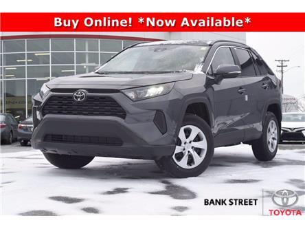 2021 Toyota RAV4 LE (Stk: 28895) in Ottawa - Image 1 of 16