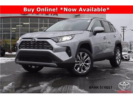 2021 Toyota RAV4 Limited (Stk: 28782) in Ottawa - Image 1 of 25