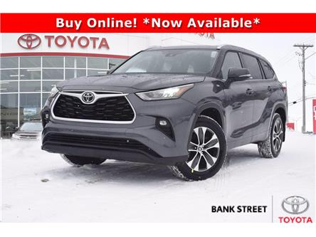 2021 Toyota Highlander XLE (Stk: 28902) in Ottawa - Image 1 of 24
