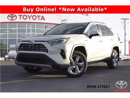 2021 Toyota RAV4 Hybrid Limited (Stk: 28960) in Ottawa - Image 1 of 28