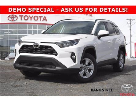 2020 Toyota RAV4 XLE (Stk: 27881) in Ottawa - Image 1 of 21