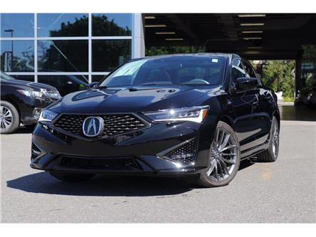 2021 Acura ILX w/Technology/A-Spec Pkg (Stk: 19531) in Ottawa - Image 1 of 26