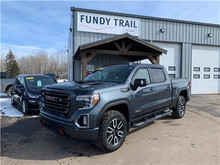 2019 GMC Sierra 1500 AT4 (Stk: 21159a) in Sussex - Image 1 of 10