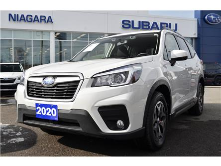 2020 Subaru Forester Convenience (Stk: S5291) in St.Catharines - Image 1 of 26