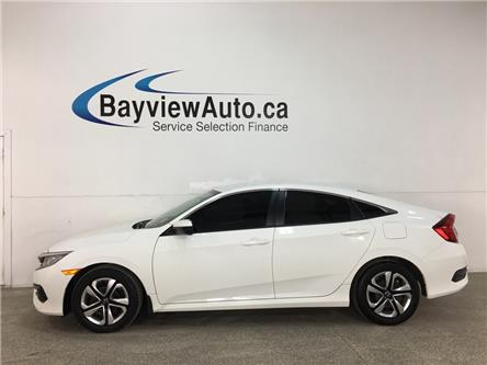 2018 Honda Civic LX (Stk: 37662W) in Belleville - Image 1 of 26