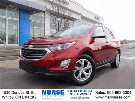 2018 Chevrolet Equinox Premier (Stk: 21T061A) in Whitby - Image 1 of 30