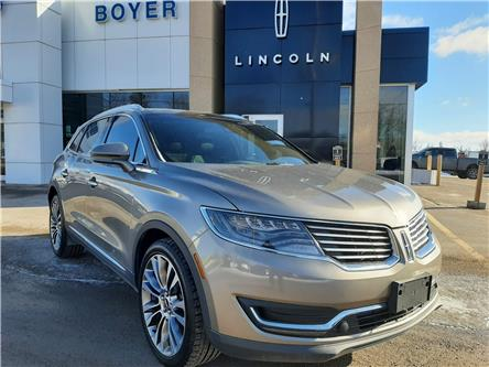 2017 Lincoln MKX Reserve (Stk: P0593B) in Bobcaygeon - Image 1 of 24