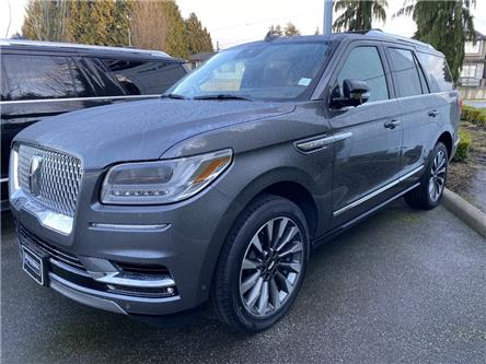 2021 Lincoln Navigator Reserve (Stk: 216161) in Vancouver - Image 1 of 8