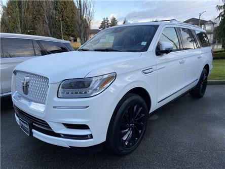 2021 Lincoln Navigator L Reserve (Stk: 216160) in Vancouver - Image 1 of 9
