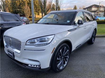 2021 Lincoln Aviator Reserve (Stk: 216137) in Vancouver - Image 1 of 9