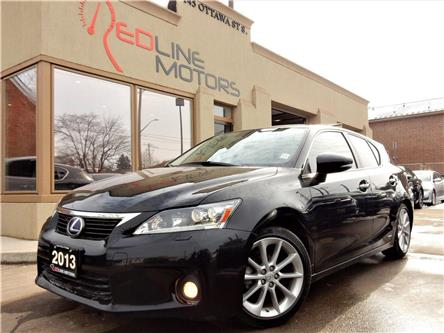 2013 Lexus CT 200h Base (Stk: JTHKD5) in Kitchener - Image 1 of 25