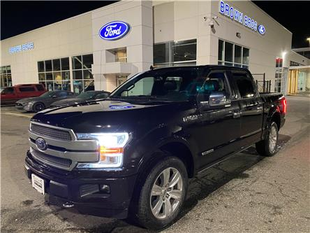2019 Ford F-150 Platinum (Stk: 21683A) in Vancouver - Image 1 of 27