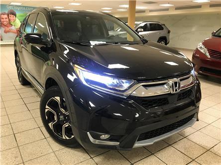 2017 Honda CR-V Touring (Stk: 210582A) in Calgary - Image 1 of 11