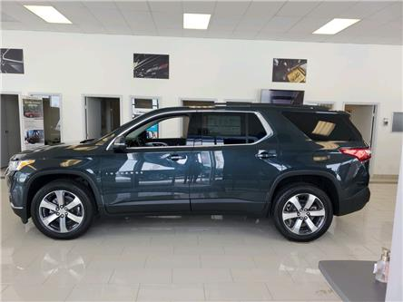 2021 Chevrolet Traverse LT True North (Stk: 21T071) in Wadena - Image 1 of 10