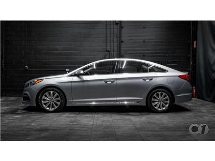 2017 Hyundai Sonata Sport Tech (Stk: CT21-63) in Kingston - Image 1 of 45