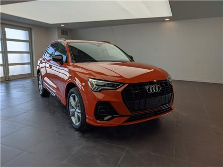 2021 Audi Q3 45 Progressiv (Stk: 51896) in Oakville - Image 1 of 17