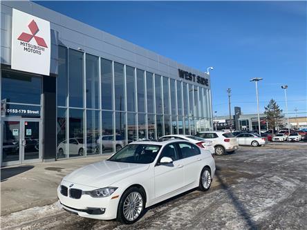 2014 BMW 328i xDrive (Stk: BM4054A) in Edmonton - Image 1 of 23