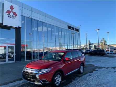 2018 Mitsubishi Outlander ES (Stk: BM4056) in Edmonton - Image 1 of 21