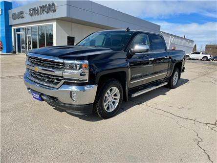 2017 Chevrolet Silverado 1500  (Stk: TC2823A) in Stratford - Image 1 of 14