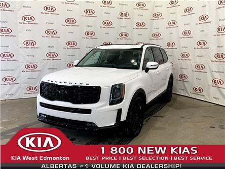 2021 Kia Telluride Nightsky (Stk: 22780) in Edmonton - Image 1 of 33