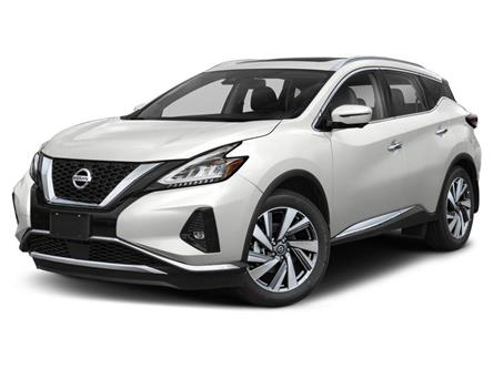 2021 Nissan Murano Platinum (Stk: 4848) in Collingwood - Image 1 of 9