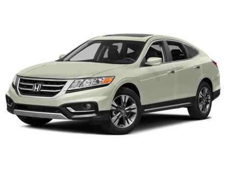 2014 Honda Crosstour EX-L (Stk: 94268A) in Sault Ste. Marie - Image 1 of 10