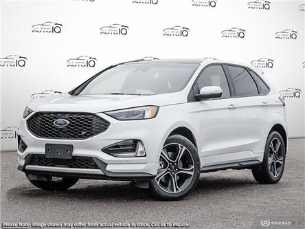 2020 Ford Edge ST (Stk: DC026) in Sault Ste. Marie - Image 1 of 23