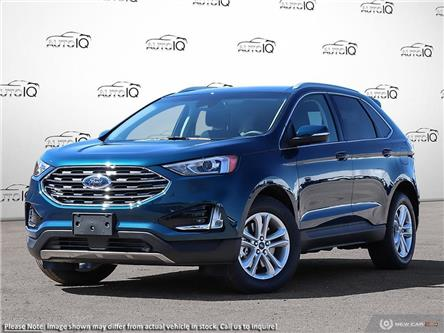 2020 Ford Edge SEL (Stk: DC027) in Sault Ste. Marie - Image 1 of 23