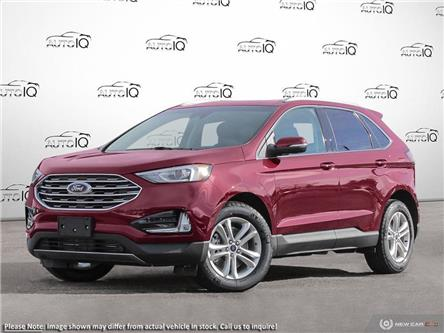 2020 Ford Edge SEL (Stk: DC028) in Sault Ste. Marie - Image 1 of 23