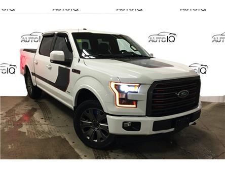 2017 Ford F-150 Lariat (Stk: 94258) in Sault Ste. Marie - Image 1 of 30