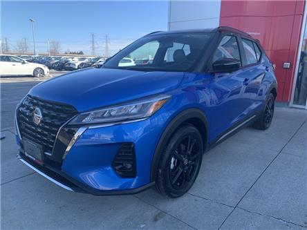 2021 Nissan Kicks SR (Stk: ML467854) in Bowmanville - Image 1 of 16