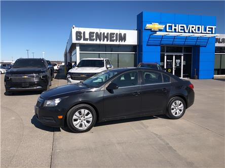 2014 Chevrolet Cruze 1LT (Stk: 0B106B) in Blenheim - Image 1 of 17