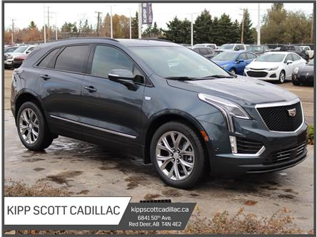 2021 Cadillac XT5 Sport (Stk: 13393) in Red Deer - Image 1 of 39
