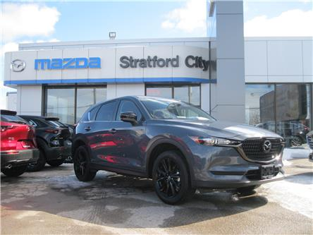 2021 Mazda CX-5 Kuro Edition (Stk: 21064) in Stratford - Image 1 of 14