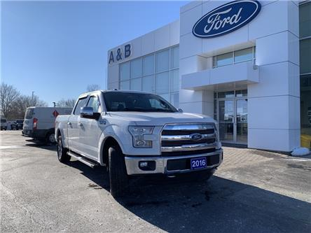 2016 Ford F-150  (Stk: A6159A) in Perth - Image 1 of 16