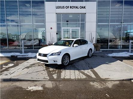 2015 Lexus GS 350 Base (Stk: L21194A) in Calgary - Image 1 of 28