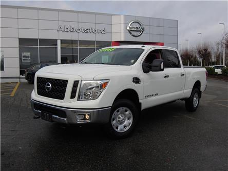 2019 Nissan Titan XD SV Diesel (Stk: A20221A) in Abbotsford - Image 1 of 28