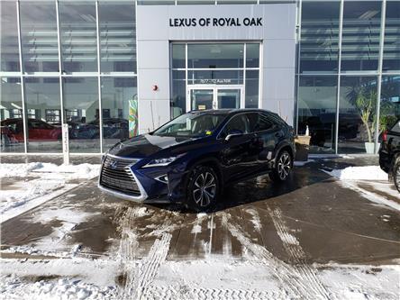 2017 Lexus RX 350 Base (Stk: L20228A) in Calgary - Image 1 of 10
