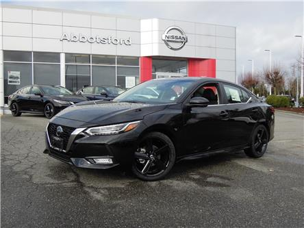2021 Nissan Sentra SR (Stk: A21038) in Abbotsford - Image 1 of 28