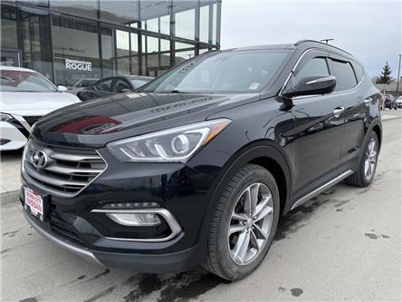 2017 Hyundai Santa Fe Sport 2.0T Ultimate (Stk: UT1571) in Kamloops - Image 1 of 29