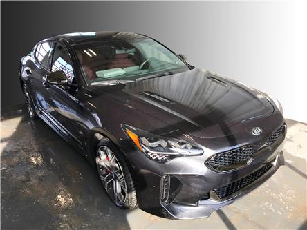 2021 Kia Stinger GT Limited w/Red Interior (Stk: S21191) in Stratford - Image 1 of 21