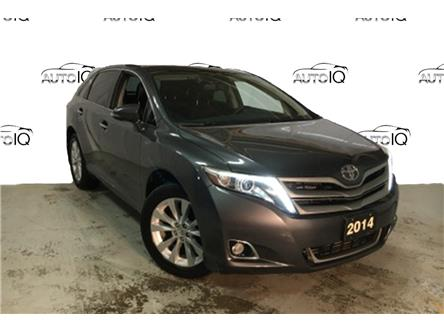2014 Toyota Venza Base (Stk: BD001A) in Sault Ste. Marie - Image 1 of 18