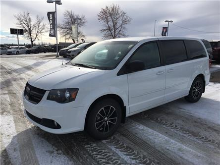 2017 Dodge Grand Caravan CVP/SXT (Stk: 20R12202B) in Devon - Image 1 of 8
