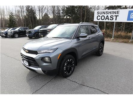 2021 Chevrolet TrailBlazer LT (Stk: TM103889) in Sechelt - Image 1 of 18