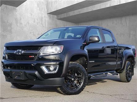 2017 Chevrolet Colorado Z71 (Stk: 21-136B) in Kelowna - Image 1 of 22