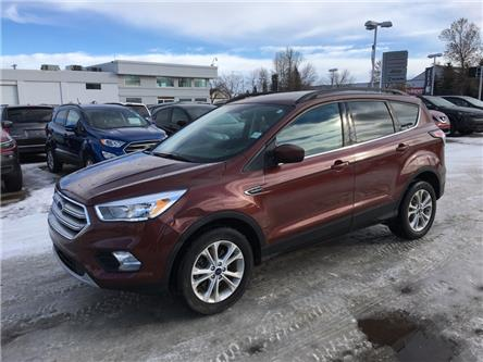 2018 Ford Escape SE (Stk: PW0762) in Devon - Image 1 of 9