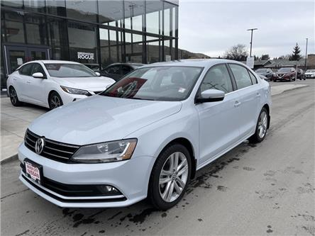2017 Volkswagen Jetta 1.8 TSI Highline (Stk: T20339C) in Kamloops - Image 1 of 23