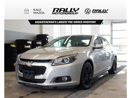 2015 Chevrolet Malibu 2LZ (Stk: 2075A) in Prince Albert - Image 1 of 16