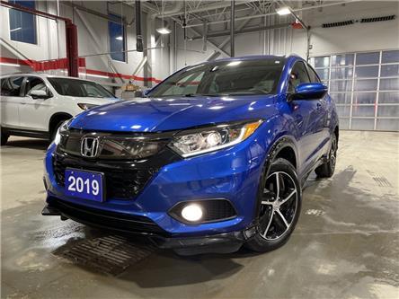 2019 Honda HR-V Sport (Stk: OP-332) in Stouffville - Image 1 of 16
