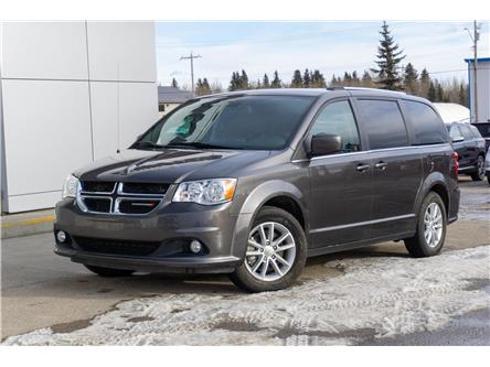 2019 Dodge Grand Caravan CVP/SXT (Stk: P21-082) in Dawson Creek - Image 1 of 15